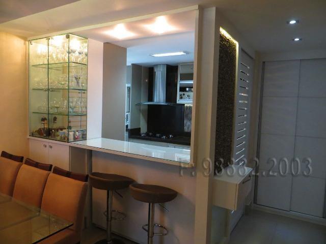 Aceita Troca, apartamento, 92m, 3/4, Lacqua, andar alto, sombra, 2 vagas, Neopolis - Foto 6