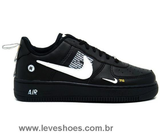 Tênis Nike Air Force 1 Tm No Atacado