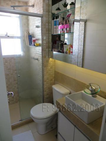 Aceita Troca, apartamento, 92m, 3/4, Lacqua, andar alto, sombra, 2 vagas, Neopolis - Foto 13