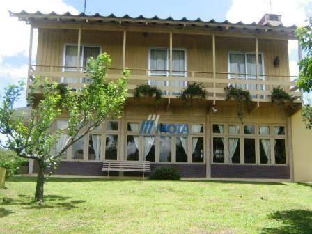 Chácara com 4 dormitórios à venda, 188368 m² por r$ 1.200.000,00 - colônia matos - mandiri