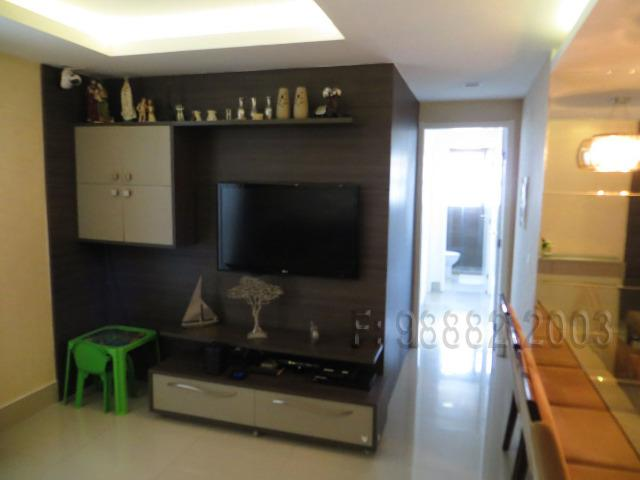 Aceita Troca, apartamento, 92m, 3/4, Lacqua, andar alto, sombra, 2 vagas, Neopolis - Foto 5