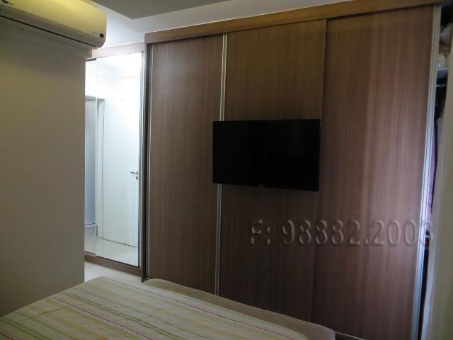Aceita Troca, apartamento, 92m, 3/4, Lacqua, andar alto, sombra, 2 vagas, Neopolis - Foto 12