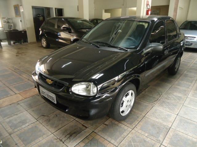 Gm - Chevrolet Classic, financiamento total, troca Gol, Celta, Palio - Foto 5