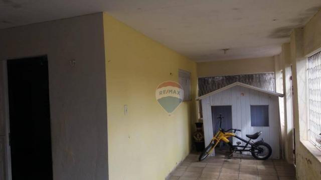 Casa com 3/4 à venda, 160 m² por r$ 280.000 - passagem de areia - parnamirim/rn - Foto 4