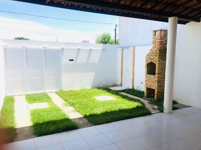 WS casa nova com 2 quartos,2 banheiros,varandao,coz.americana,quintal - Foto 2