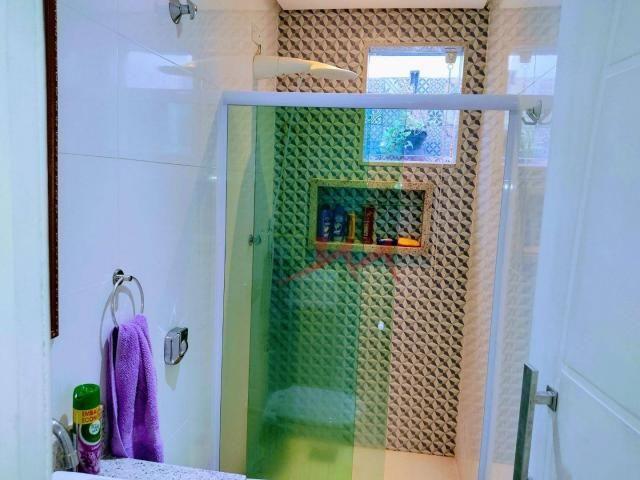 Casa com 3 quartos à venda, 148 m² por R$ 495.000 - Centro (Manilha) - Itaboraí/RJ - Foto 16