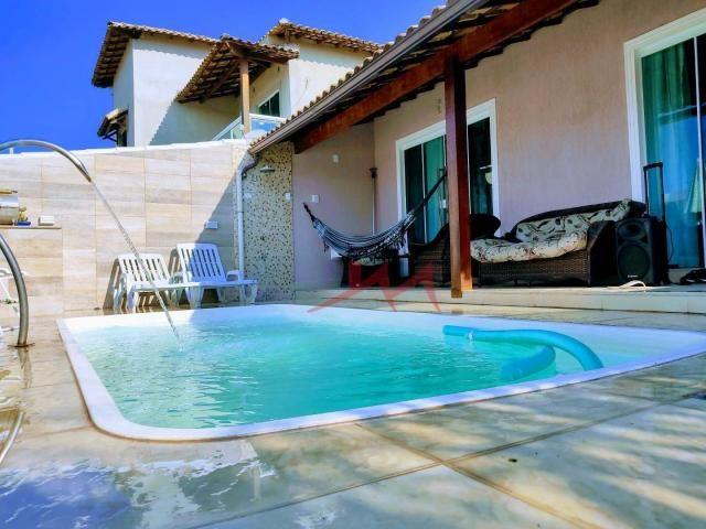Casa com 3 quartos à venda, 148 m² por R$ 495.000 - Centro (Manilha) - Itaboraí/RJ