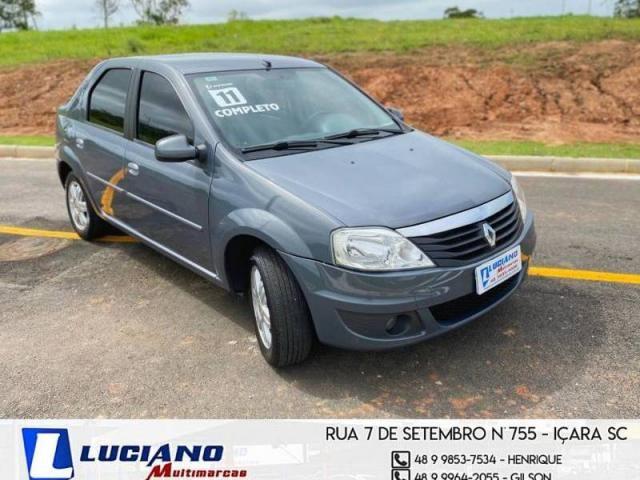 Renault LOGAN Expression Hi-Flex 1.6  - Foto 3