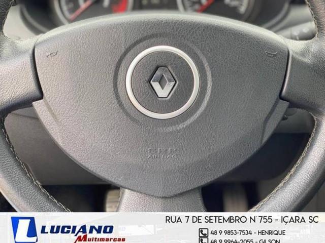 Renault LOGAN Expression Hi-Flex 1.6  - Foto 16