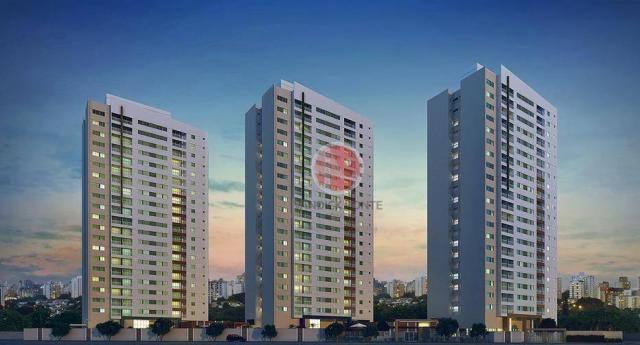 Apartamento com 2 dormitórios à venda, 56 m² por R$ 500.000,00 - Benfica - Fortaleza/CE