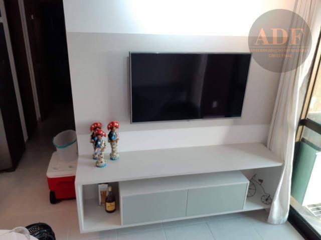 Cupe Beach Living - Apartamento com 2 quartos, 53 m² - Porto de Galinhas - Foto 18