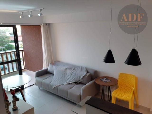 Cupe Beach Living - Apartamento com 2 quartos, 53 m² - Porto de Galinhas - Foto 17