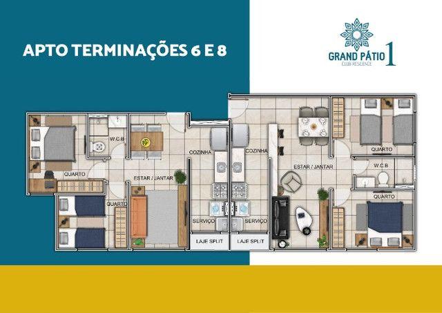 Lançamento Telesil (Grand Patio 1) com desconto de 20 mil reais na entrada!! aproveite - Foto 8