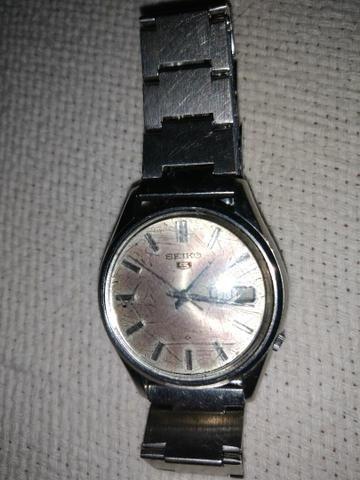 Relógio de Pulso Seiko 5 Raro 6119-7010 - Foto 2