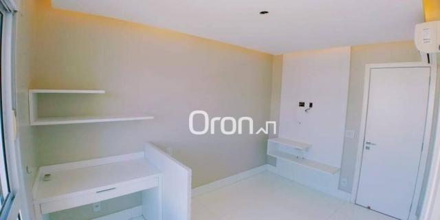 Cobertura com 5 dormitórios à venda, 467 m² por R$ 3.290.000,00 - Setor Bueno - Goiânia/GO - Foto 10