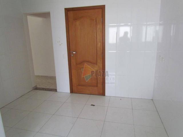 Apartamento para alugar, 100 m² por R$ 3.000,00/mês - Canto do Forte - Praia Grande/SP - Foto 8