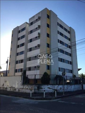 Apartamento à venda, 60 m² por R$ 247.000,00 - Cidade dos Funcionários - Fortaleza/CE