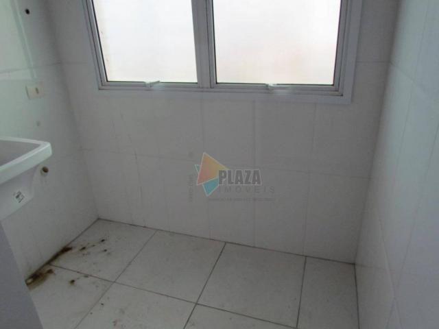Apartamento para alugar, 100 m² por R$ 3.000,00/mês - Canto do Forte - Praia Grande/SP - Foto 9