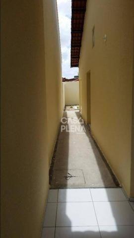 Casa com 2 dormitórios à venda, 71 m² por R$ 135.000 - CA0074 - Jabuti - Itaitinga/CE - Foto 6