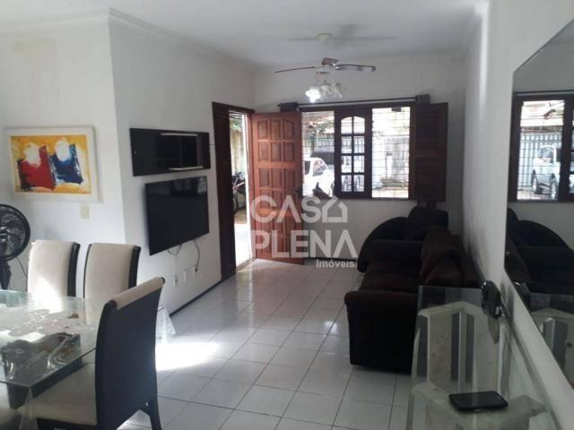 Casa com 3 dormitórios à venda, 104 m² por R$ 300.000,00 - Messejana - Fortaleza/CE