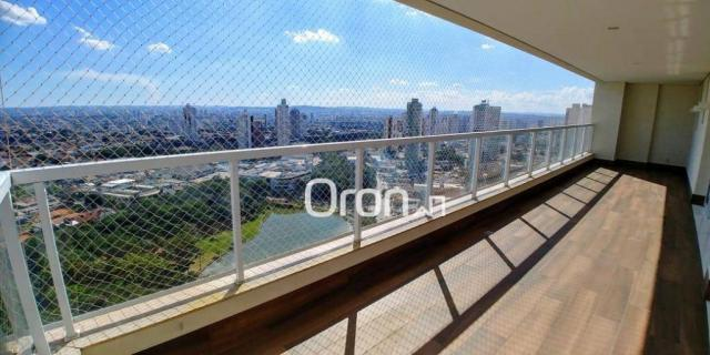 Cobertura com 5 dormitórios à venda, 467 m² por R$ 3.290.000,00 - Setor Bueno - Goiânia/GO - Foto 3