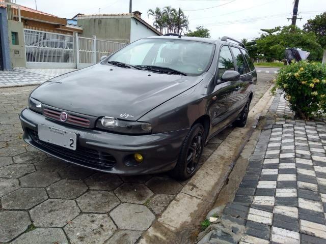 Fiat Marea ELX 2.0 20v Ano 99-00 - Foto 2