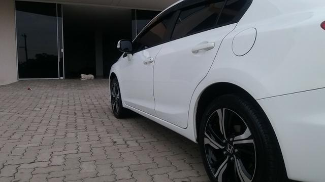 Honda Civic Impecavel - Foto 9