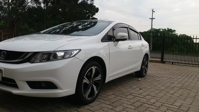 Honda Civic Impecavel - Foto 6