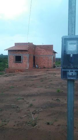 Vendo casa na cidade de Matões MA