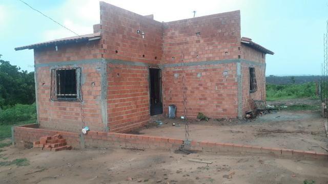 Vendo casa na cidade de Matões MA - Foto 4