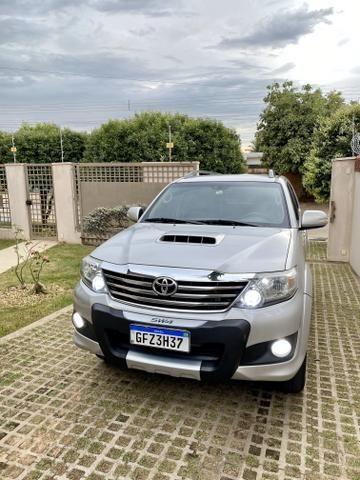 Hilux SW4 3.0 aut 4x4 diesel 2012 abaixo da fipe!! - Foto 3