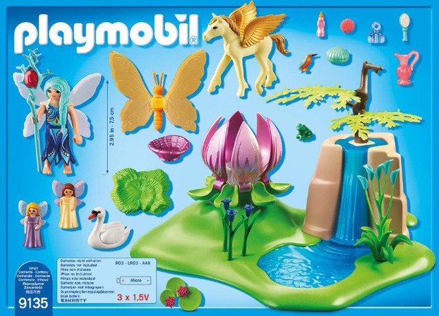 Playmobil 9135 - Lights Blossom of the Fairies Babies - Foto 2