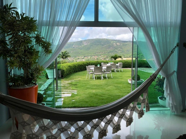 Vendo Casa luxuosa com 7 Stes , ofuro, Varandão, Porteira Fechada Rf ADM 0000 - Foto 11