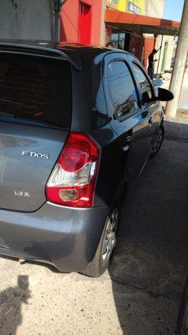 Etios hatch x 1.3 flex  - Foto 4
