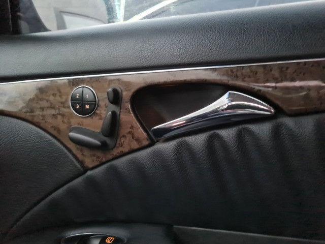 Mercedes Benz E350 V6 Blindada - Foto 17