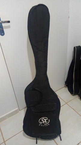 Baixo SX Sjb62 EMG Jazz Bass - Foto 6
