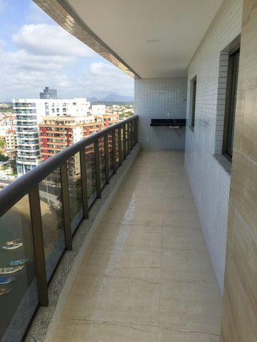 A vista mais linda de Guarapari fantástico apartamento - Foto 2