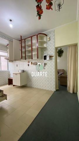 Vendo apartamento 1o. andar, frente, varanda, escada, 76m2 úteis, Campo Grande, Santos, SP - Foto 14