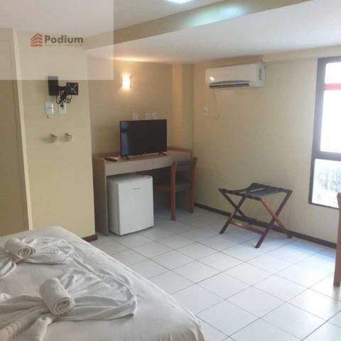 Loft à venda com 1 dormitórios em Tambaú, João pessoa cod:14585 - Foto 10