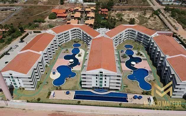 Apartamento com 3 quartos à venda por R$ 460.000 - Porto das Dunas - Aquiraz/CE - Foto 17