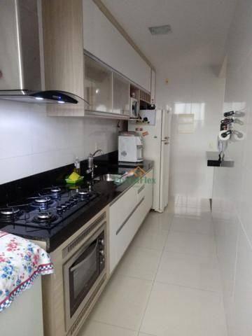 Apartamento com 3 dormitórios à venda, 76 m² por R$ 290.000,00 - Morada de Laranjeiras - S - Foto 5
