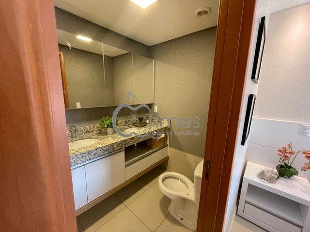 Apartamento com 3 quartos no Uptown Home - Bairro Jardim Europa em Goiânia - Foto 20