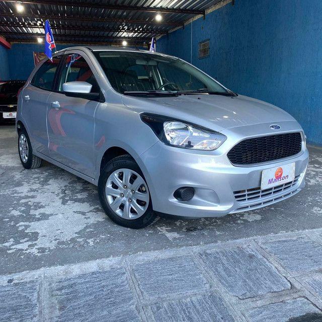 Ford Ka SE 1.5 Conpleto 2018. Bem Novinho - Foto 2