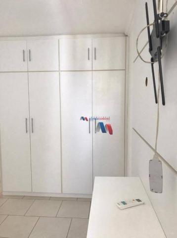 Apartamento com 1 dormitório para alugar, 60 m² por R$ 1.000,00/mês - Vila Nossa Senhora d - Foto 14