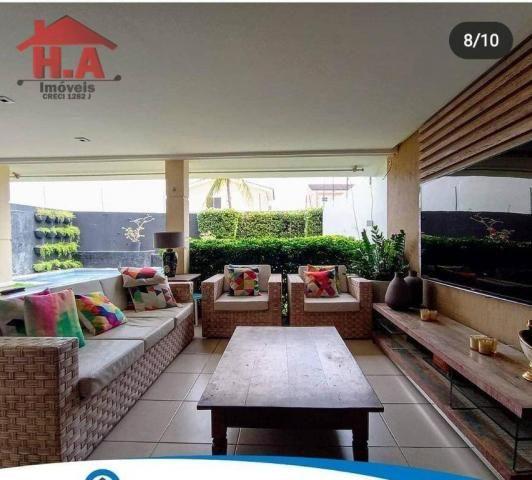 Casa com 3 dormitórios à venda por R$ 799.000 - Coité - Eusébio/CE - Foto 9