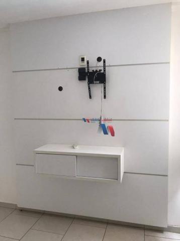Apartamento com 1 dormitório para alugar, 60 m² por R$ 1.000,00/mês - Vila Nossa Senhora d - Foto 15