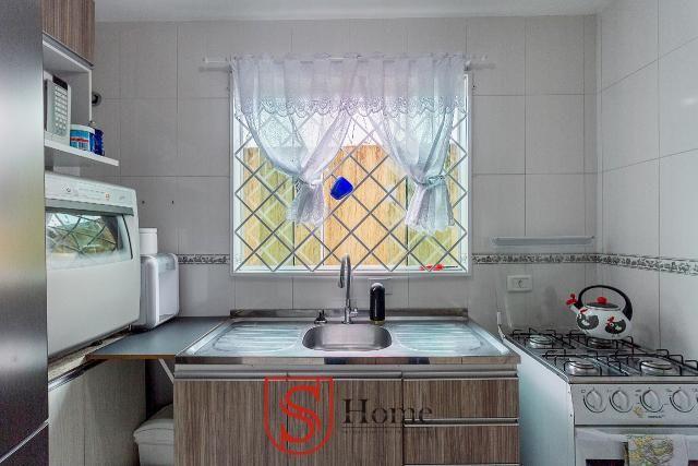 Sobrado triplex 3 quartos e 2 vagas para aluguel no Boqueirão em Curitiba - Foto 10