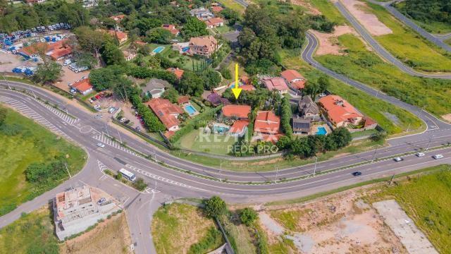A Casa Azul! Térrea com 3 dormitórios e terreno de 1310m2 à venda no Condomínio Marambaia- - Foto 6
