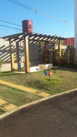 Apartamento com 2 dormitórios à venda, 50 m² por R$ 190.000 - Jardim Marajó - São José do  - Foto 3