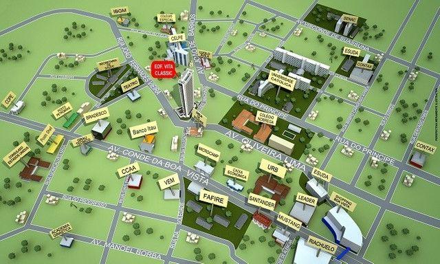 Mobilidade que você precisa? Apartamento com 02 Quartos no Centro do Recife - Foto 2